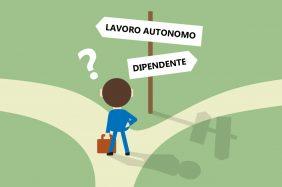 Lavoratore autonomo o dipendente? Guida alla scelta